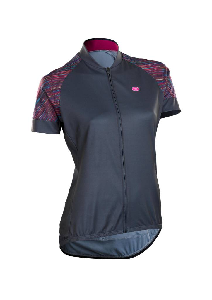 Sugoi Maillot Evolution Zap rose