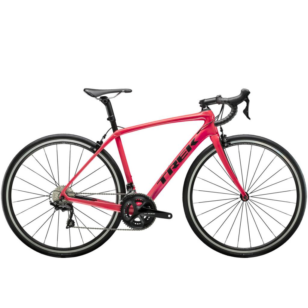 TREK 19 Trek Domane SL 5 WSD Infrarouge / rose