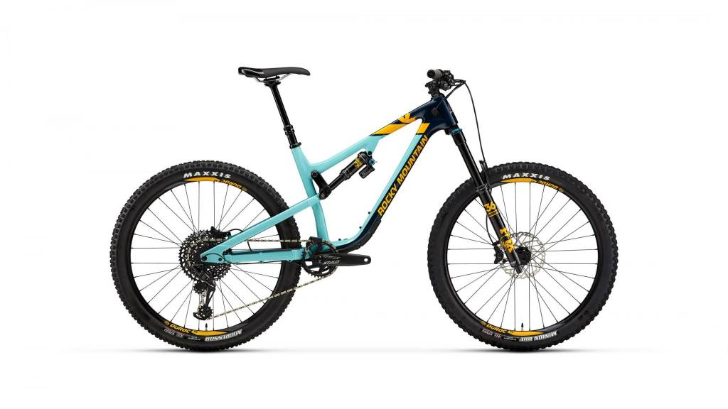 Rocky Mountain 19 Rocky Mountain Altitude C50 Bleu / Orange