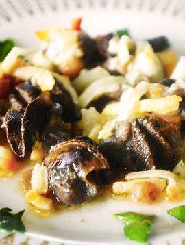 Escargots ail & champignons gratinés - SPÉCIAL CIRCULAIRE NOVEMBRE - 2 POUR 9$ (PRIX RÉGULIER 4.99 CHAQUE)