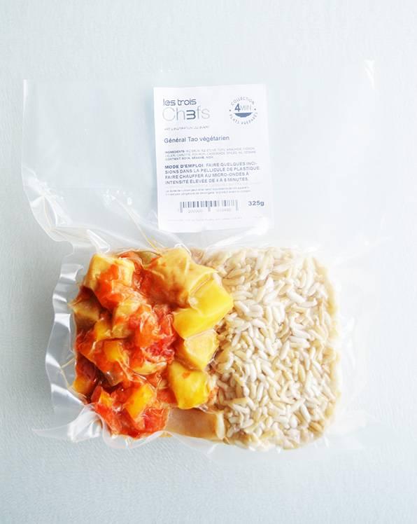 Général Tao végétarien (325 g)