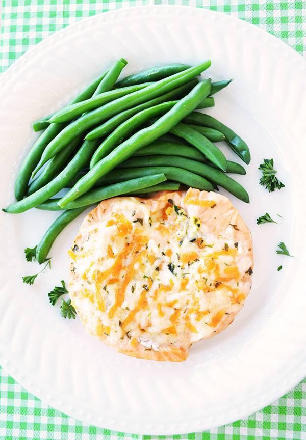 Roulade de saumon aux légumes