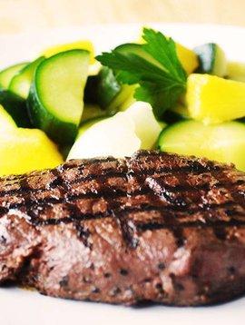 Steak & marinade maison - 2 POUR 14$ SPÉCIAL CIRCULAIRE AOÛT