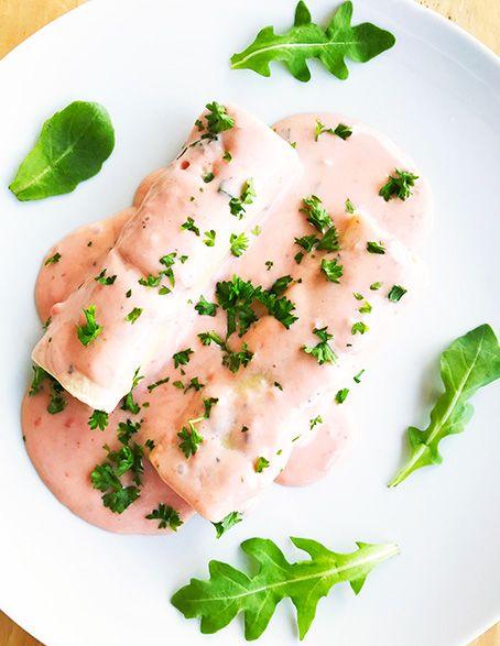 Cannelloni veau & sauce rosée (325g)