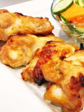 Ailes de poulet mandarine & gingembre