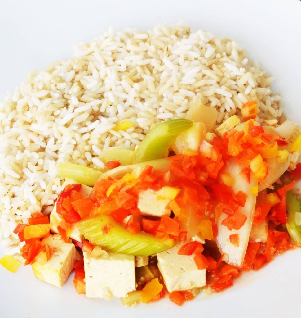 Général Tao végétarien (175 g)