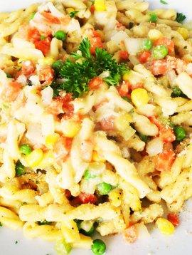 Casserole au poulet & légumes (325 g)