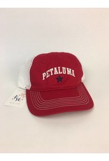 Petaluma trucker cap - Red