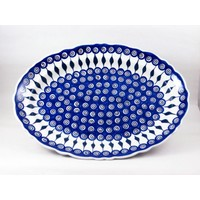 Oval and Rectangular Platters