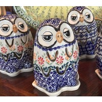 Illuminated Owls
