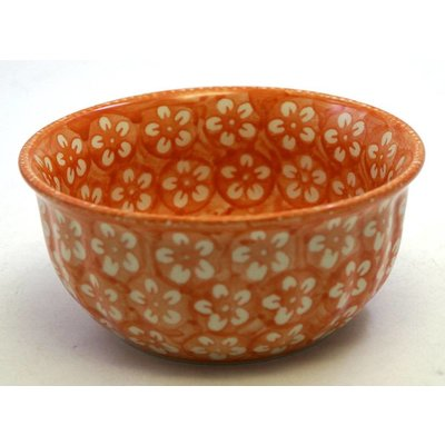 Orange Blossom F15 Fluted Cereal Bowl