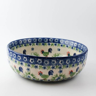 Rise & Shine Agata Serving Bowl 28