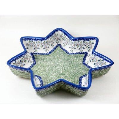 Wisteria Star Dish