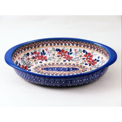 Posies Oval Baker - Sm