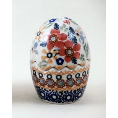 Posies Egg Puzzle Salt & Pepper