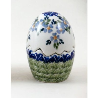Wisteria Egg Puzzle Salt & Pepper