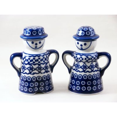 Diamond Lattice Man/Wo Salt & Pepper