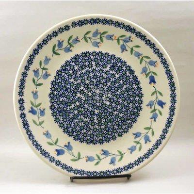 Bell Flower Dinner Plate 26
