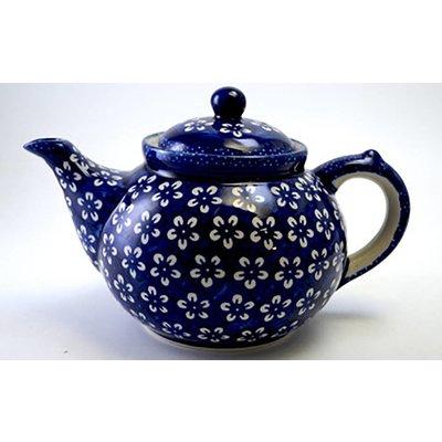 Blue Blossom Teapot 1.5 Liter