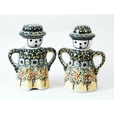 Roksana Man/Wo Salt & Pepper