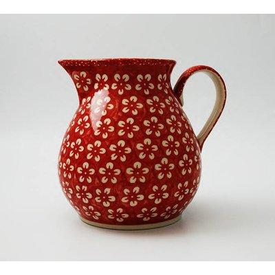 Scarlet Blossom Basia Pitcher 1.5 Liter