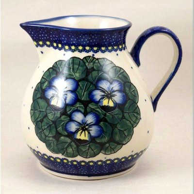 Pansies Basia Pitcher 1.5 Liter
