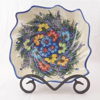 Decorative Bowls, Candy Dishes & Platters