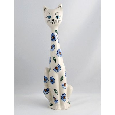 Painted Daisy Cat - Lrg