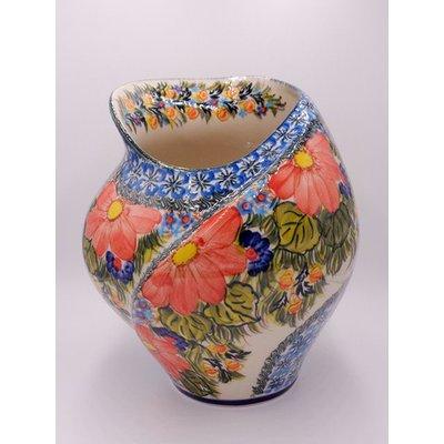 Kalich Peach Petals Tulip Vase