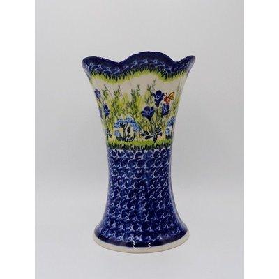 Kalich Bees & Crocus Fala Vase