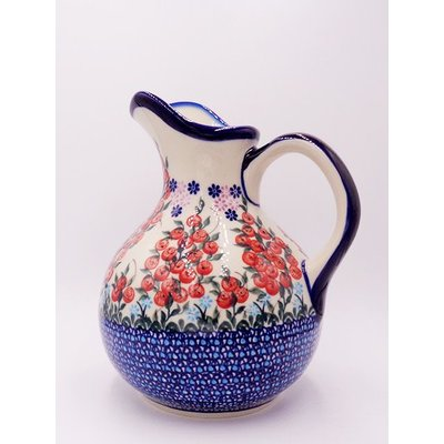 Kalich Red Berries Oskar Pitcher - Med