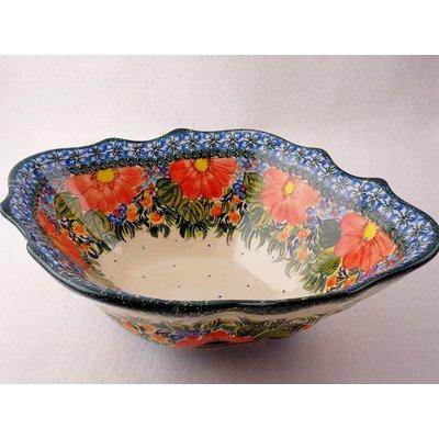 Kalich Peach Petals Cezar Bowl