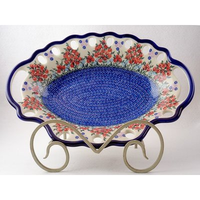 Kalich Red Berries Azur Bowl