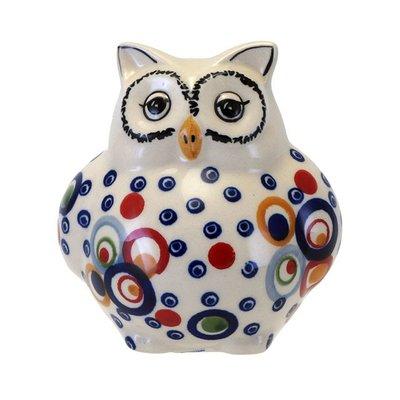 Ohhh! Owl Figurine