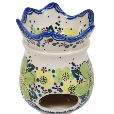 Green Daisy Aroma Therapy Fragrance Warmer