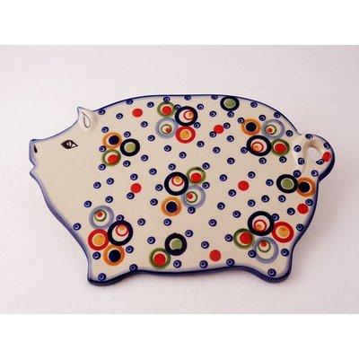 Ohhh! Piggy Cutting Board