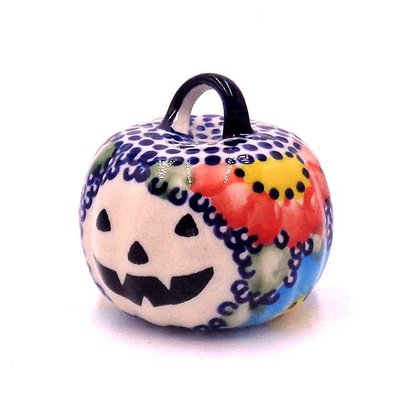 Gypsy Jazz Pumpkin Ornament