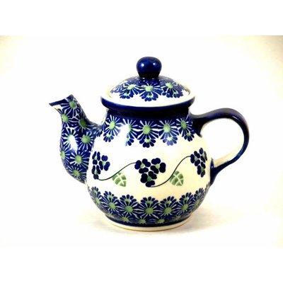Three Sisters Tea for One Teapot
