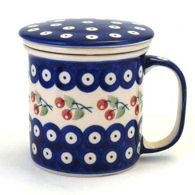 Hi Ho Cherry O! Tea Infuser