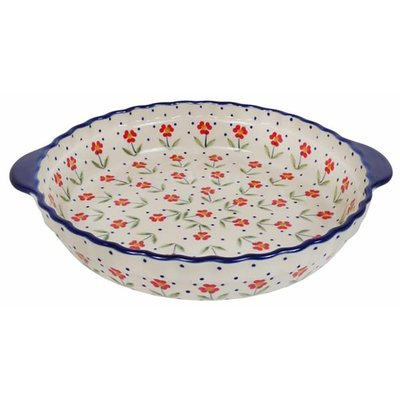 Simply Beautiful Pie Plate