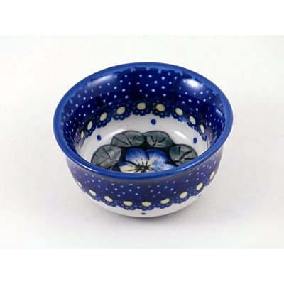 Pansies G6 Condiment Bowl