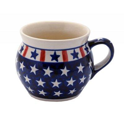 Patriot Bubble Mug - Lrg