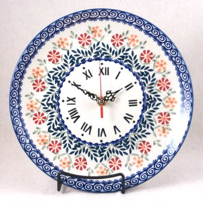 Marigolds Wall Clock A
