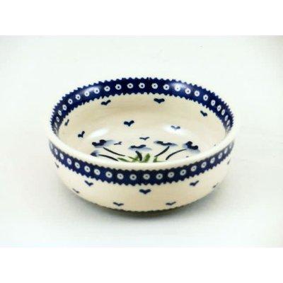 Blue Poppies G13 Dessert Bowl