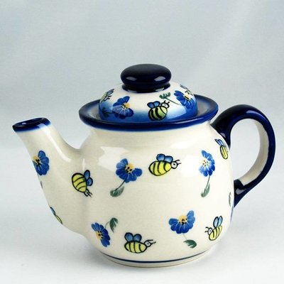 Bee-Dazzled Tea for One Teapot .5 Liter