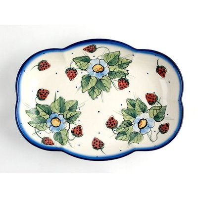Berries & Cream Cloud Dish 24