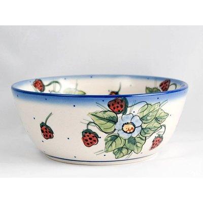 Berries & Cream Serving Bowl 20