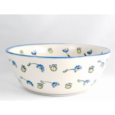 Bee-Dazzled Serving Bowl 23