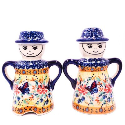Viktoria Man/Wo Salt & Pepper