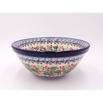 CA Holly Berry Nesting Bowl